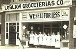Titre original :  Loblaw Groceterias Co. Limted store, College St. and Palmerston Blvd., Toronto, postcard, ca. 1923. Loblaw Companies - Wikipedia, the free encyclopedia.
