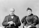Original title:  Hon. & Mrs. William McDougall.