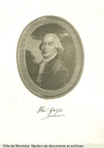general thomas gage biography Governor general sir thomas gage (thomas gage) -- a british general and commander in chief of the north american forces from 1763 to 1775 during the early days of the american revolution fact lexicon with terms going straight to the point.