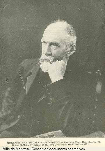 Biography – GRANT, GEORGE MONRO – Volume XIII (1901-1910