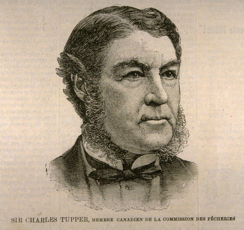 Charles Tupper : biography