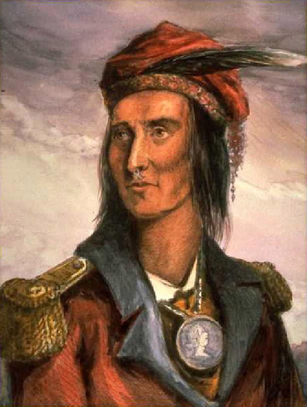 a history of the battle between english men and chief tecumeh and his tribe Shawnee indian political leader and war chief tecumseh (1768-1813) came of   chief fought with pro-british forces in the war of 1812 until his death in the battle  of the thames  he traveled throughout the midwest urging tribes to form a  political  army corps of engineers confirms kennewick man is native  american.