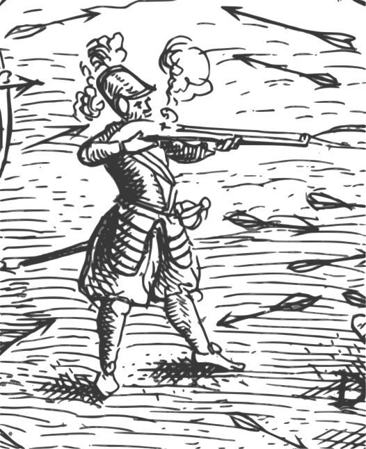 french and indian war coloring pages | Biography – CHAMPLAIN, SAMUEL DE – Volume I (1000-1700 ...