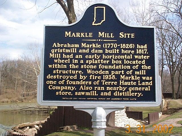 Biography – MARKLE, ABRAHAM – Volume VI (1821-1835