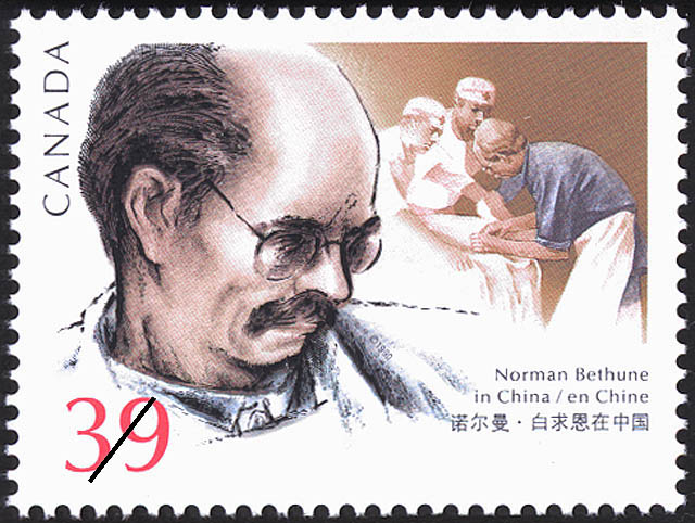 dr norman bethune invention