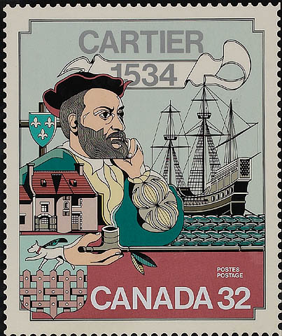 jacques cartier famous for