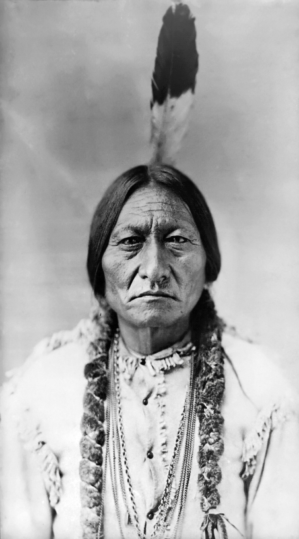 Sitting Bull Was Medicine Man