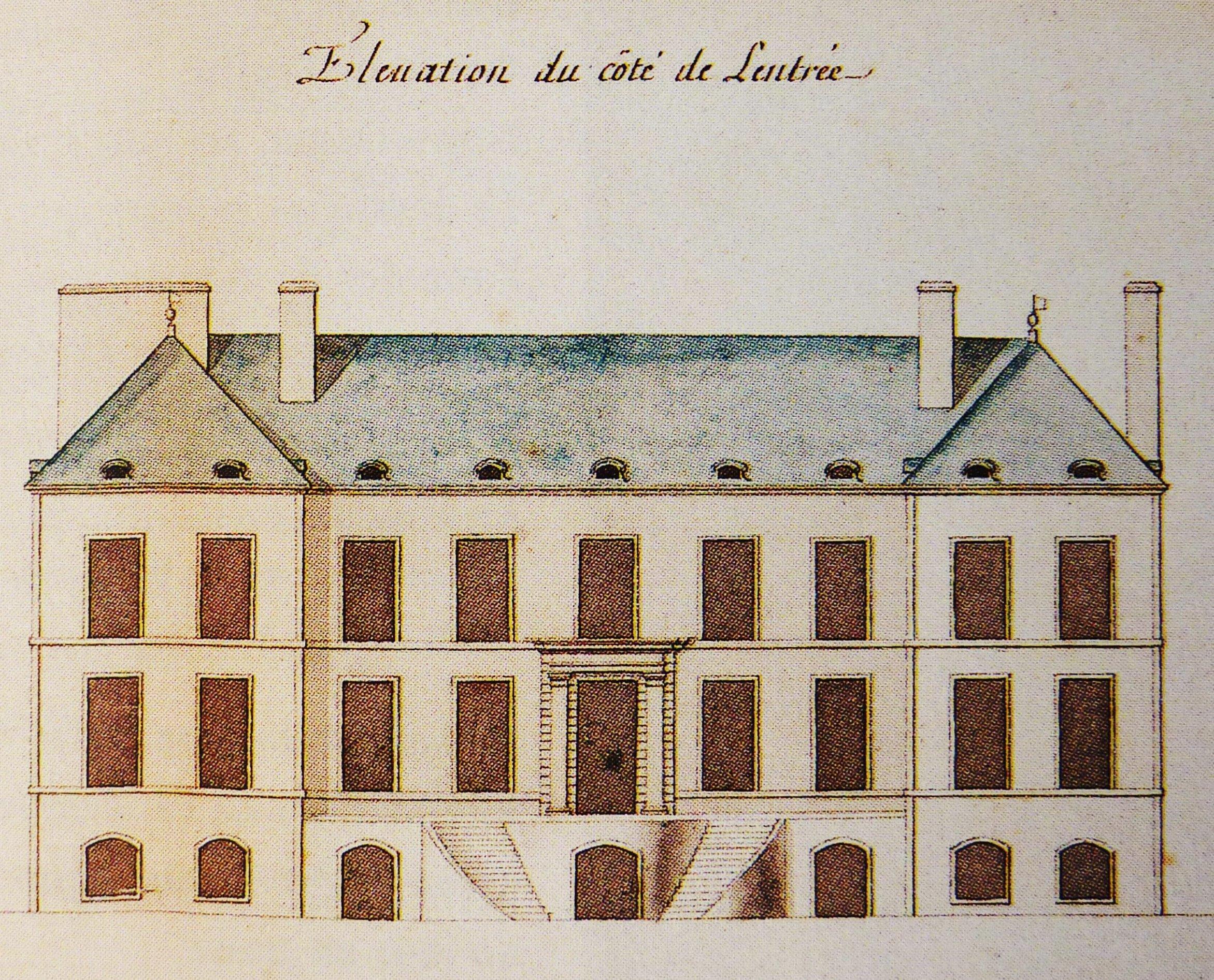Biography chaussegros de l ry gaspard joseph 1682 1756 for Au jardin du gouverneur quebec
