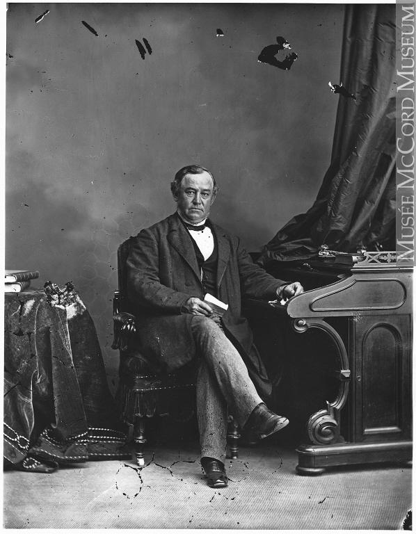 Biography Ross John 1818 71 Volume X 1871 1880 Dictionary Of Canadian Biography