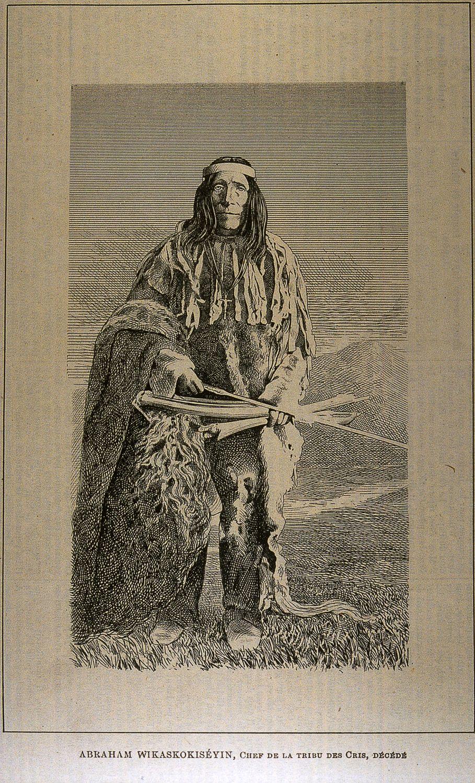 biography  u2013 wikaskokiseyin  abraham  u2013 volume x  1871