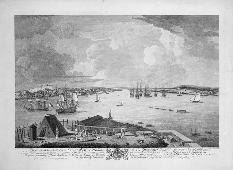 1741 in Canada