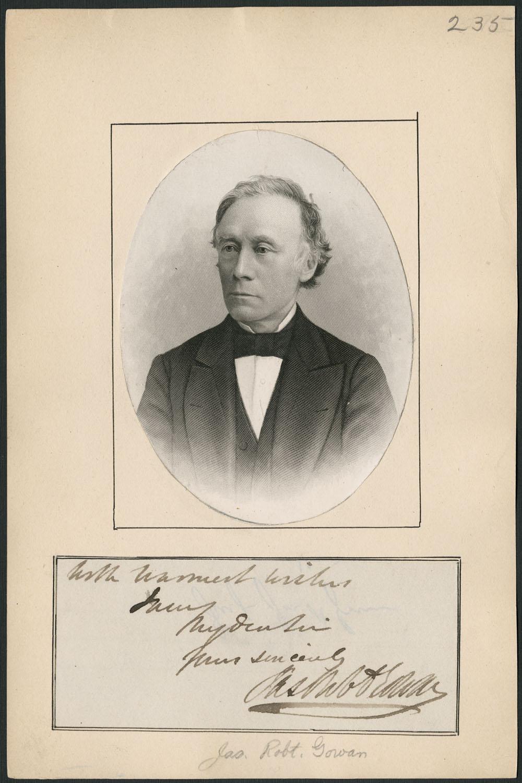 Biography Gowan Sir James Robert Volume Xiii 1901 1910 Dictionary Of Canadian Biography
