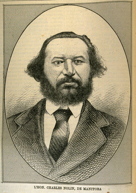 Robert Morris University >> Biography – NOLIN, CHARLES – Volume XIII (1901-1910) – Dictionary of Canadian Biography