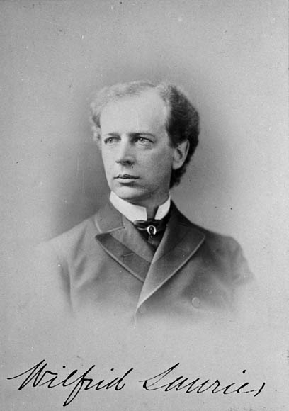wilfred laurier Regarded as the father of modern canada, laurier was a visionary leader who would shape his country.