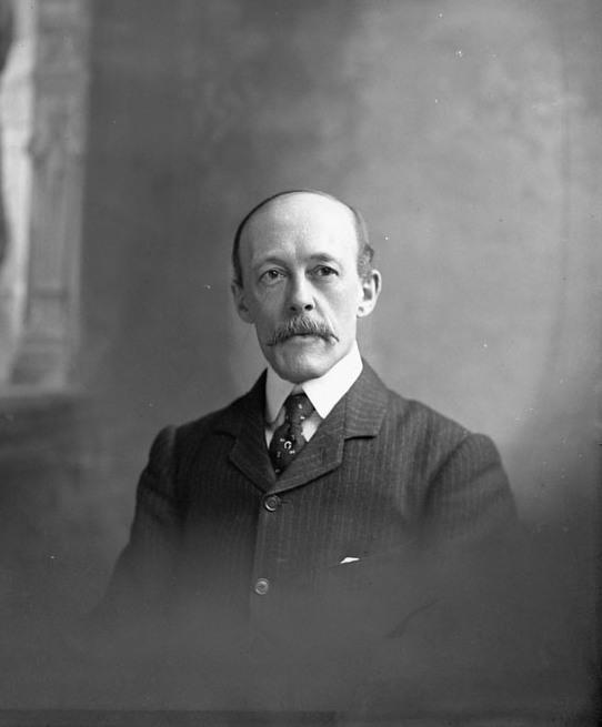 Znalezione obrazy dla zapytania James G. A. Creighton