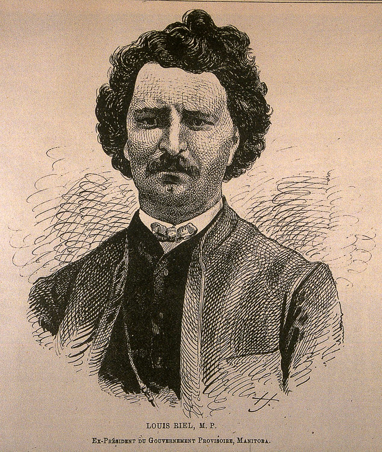 a biography of louis riel a canadian politician Louis riel: a comic-strip biography with an emphasis on how these events were informed by louis riel's political and louis riel in canadian.