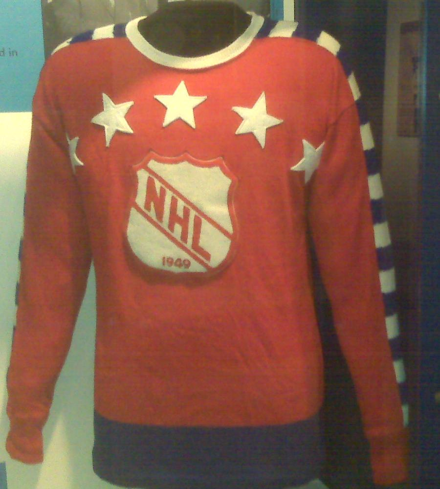 ... Original title  Description English  Jersey worn by Maurice Richard of  the Montreal Canadiens at ... 140799028