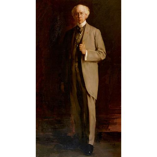 Biography Laurier Sir Wilfrid Baptized Henry Charles Wilfrid