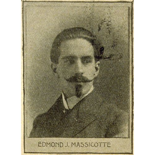Biographie Massicotte Edmond Joseph Volume Xv 1921