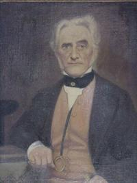 Titre original :  John Corry Wilson Daly portrait. Image courtesy of the Daly Family Archive.