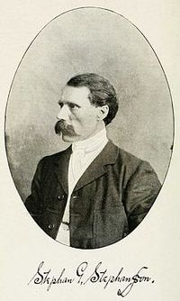 Original title:  Stephan G Stephansson.jpg
