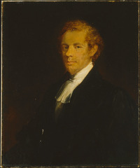Original title:  Portrait of John William Ritchie