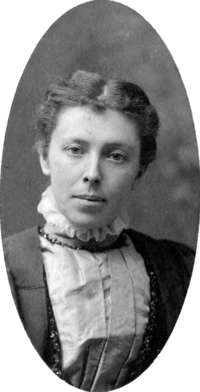 Original title:  Minerva Greenaway, M.D. - City of Vancouver Archives