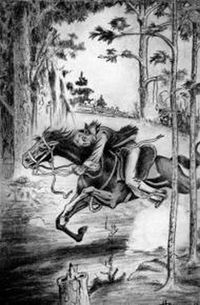 Original title:  File:David Fanning On Horseback.jpg - Wikipedia