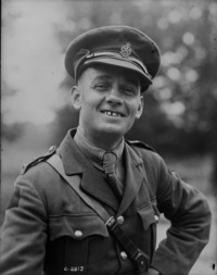 Original title:  George Burdon McKean. June 1918. Credit: Canada. Dept. of National Defence collection - W.W.I/Library and Archives Canada/PA-002716.