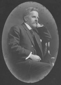 Original title:  Dr. Stephen Rice Jenkins (1858-1929), ca. 1900. Image courtesy of Public Archives and Records Office of Prince Edward Island, Acc3466/HF81.140.13.4.