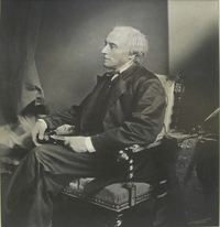 Original title:  Professor George Templeman Kingston