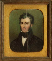 Original title:  James Walton Nutting. Image courtesy of the private family collection of Nicholas C. Hyde, Aberdeenshire, United Kingdom.