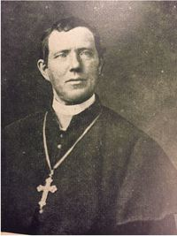 Original title:  John Dalton. Image from Golden Centenary Booklet, Harbour Grace Diocese.