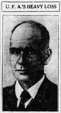 Titre original :  Percival Baker. From the Edmonton Journal, 20 July 1921, page 1.