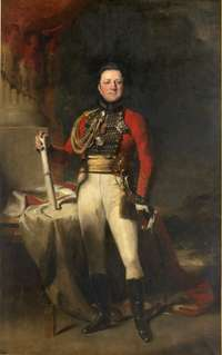 Original title:  Portrait of Lord Dalhousie, Portrait de Lord Dalhousie, v. 1829-1830,