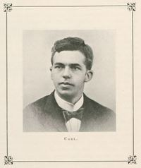 Original title:  Ezra Carl Breithaupt. From: Sketch of the life of Catharine Breithaupt, her family and times. Berlin [Kitchener], Ont., 1911. http://www.canadiana.ca/view/oocihm.71656/29?r=0&s=1.