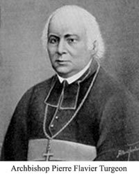 Original title:  Turgeon, Pierre Flavien, Archbishop of Quebec from 1850 to 1867 – OMI World