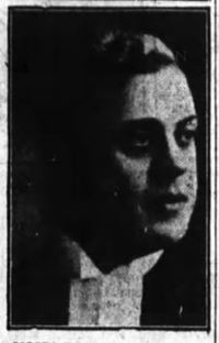 Original title:  Moses Doctor. From: Ottawa Journal, 21 March 1934, pg 13.