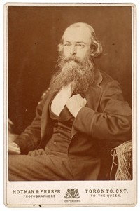 Original title:  Henry Holmes Croft. University of Toronto Image Bank, University of Toronto Archives & Records Management Services (UTARMS).