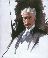 Titre original :  Portrait de Sir Robert Laird Borden.