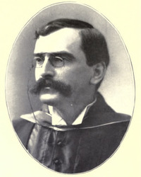 "Original title:  William Peterson. From ""Men of Canada : a portrait gallery of men whose energy, ability, enterprise and public spirit are responsible for the advancement of Canada, the premier colony of Great Britain"" by John A. Cooper. Montreal : Canadian Historical Co., 1901-02.  Source: https://archive.org/details/menofcanadaportr00coopuoft/page/12/mode/2up"