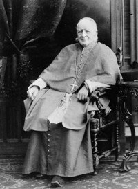 Titre original :  Mgr. Ignace Bourget - Archbishop.