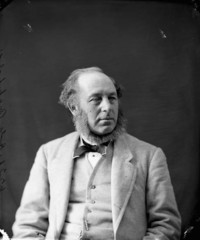 Titre original :  Hon. Adams George Archibald (Member of the Privy Council) b. May 18, 1814 - d. Dec. 14, 1892.
