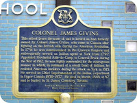 Original title:  Colonel James Givins