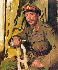 "Titre original :    Artist William Orpen (1878–1931) Alternative names Orpen, Sir William Newenham Montague, Gulielmus Orpen Description Irish painter Date of birth/death 27 November 1878(1878-11-27) 29 September 1931(1931-09-29) Location of birth/death Stillorgan, County Dublin London Work location London Authority control LCCN: n81102759 | PND: 129993557 | WorldCat | WP-Person Title Major-General Sir David Watson Date 1917-18 Medium oil on canvas Dimensions 36 × 30 in (91.4 × 76.2 cm) Current location National Gallery of Canada Native name English:National Gallery of Canada / French:Musée des beaux-arts du Canada Location Ottawa Coordinates 45° 25' 46.29"" N, 75° 41' 55.11"" W    Established 1880(1880) Website National Gallery of Canada Source/Photographer user:Rlbberlin Permission (Reusing this file) Public domainPublic domainfalsefalse This image (or other media file) is in the public domain beca"