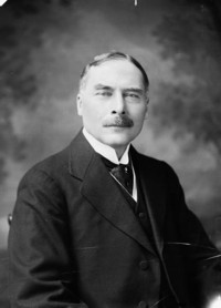 Original title:  Lougheed, James Alexander Hon. (Senator) Minister Without Portfolio. Se pt. 1, 1854 - Nov. 2, 1925.