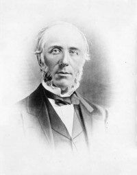 Original title:  Hon. George Brown.