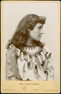 Original title:  Pauline E. Johnson