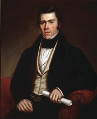 Titre original :    Description English: Portrait of John Redpath (1796-1869) - 19th century Oil on canvas, 86.3 x 73.4 cm John Redpath (né en 1796 en Écosse- décédé à Montréal le 5 mars 1869) est un homme d'affaires et un philanthrope canadien. Date 1836(1836) Source This image is available from the McCord Museum under the access number M994.35.1 This tag does not indicate the copyright status of the attached work. A normal copyright tag is still required. See Commons:Licensing for more information. Deutsch | English | Español | Français | Македонски | Suomi | +/− Author Antoine Plamondon Permission (Reusing this file) Public domainPublic domainfalsefalse This Canadian work is in the public domain in Canada because its copyright has expired due to one of the following: 1. it was subject to Crown copyright and was first published more than 50 years ago, or it was not subject to Crown copyright, and
