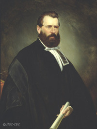 Original title:  L'honorable Joseph-Édouard Turcotte